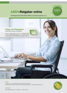 Online-Ratgeber – Pflegegraden & Begutachtungsasessmen