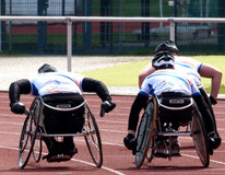 Sport lässt sich nicht behindern